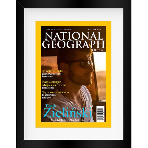 Plakat National Geograph